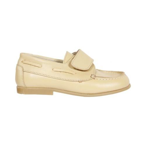 Chaussures Garçon Chaussures bateau Garatti AN0071 Beige