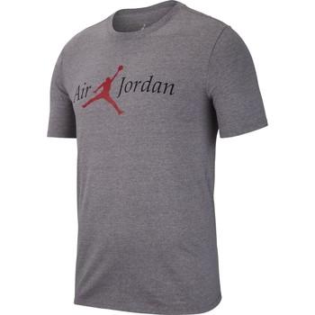 Vêtements Homme T-shirts manches courtes Air Jordan - T-Shirt Brand 5 - AH6324 Gris