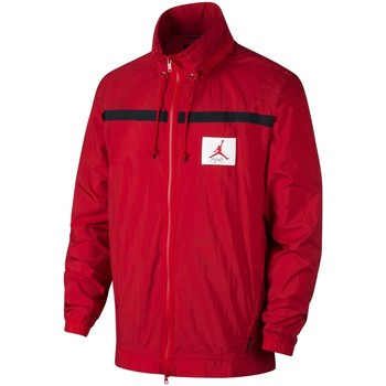 Vêtements Homme Coupes vent Air Jordan - Veste Coupe-vent Wings of Flight - AH6242 rouge