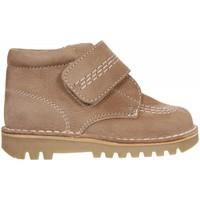 Chaussures Garçon Boots Garatti PR0045 Beige