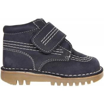 Chaussures Garçon Boots Garatti PR0045 Azul