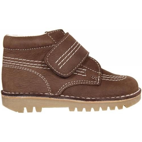 Chaussures Garçon Boots Garatti PR0045 Marrón
