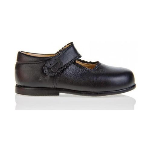 Chaussures Fille Ballerines / babies Garatti PR0043 Negro