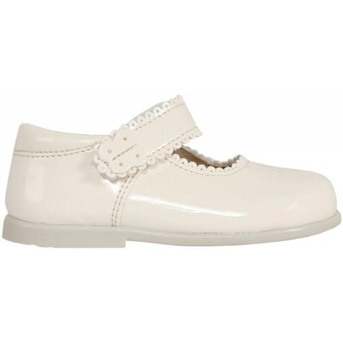 Chaussures Fille Ballerines / babies Garatti PR0043 Hueso