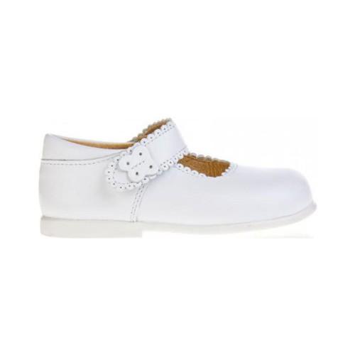 Chaussures Fille Ballerines / babies Garatti PR0043 Blanco