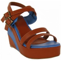 Chaussures Femme Sandales et Nu-pieds Top Way B040860-B7200 Marr?n