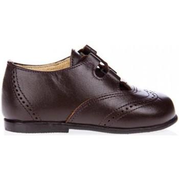 Chaussures Enfant Richelieu Garatti PR0044 Marrón