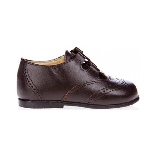 Chaussures Enfant Richelieu Garatti PR0044 Marr?n