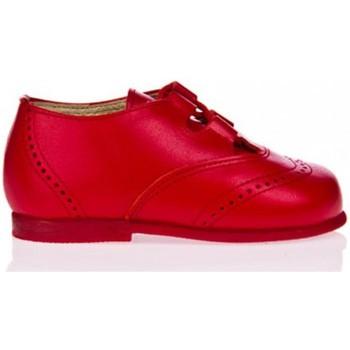 Chaussures Enfant Richelieu Garatti PR0044 Rojo