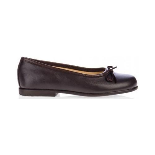 Chaussures Fille Ballerines / babies Garatti AN0069 Marrón