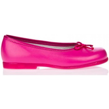 Chaussures Fille Ballerines / babies Garatti AN0069 FUXIA Rojo