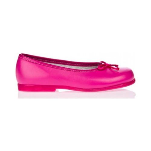 Chaussures Fille Ballerines / babies Garatti AN0069 Rojo