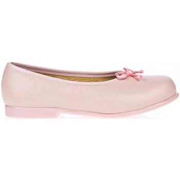 Chaussures Fille Ballerines / babies Garatti AN0069 Rosa