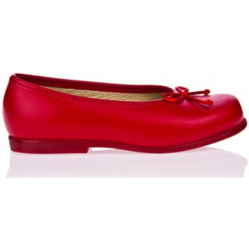 Chaussures Fille Ballerines / babies Garatti AN0069 RED Rojo