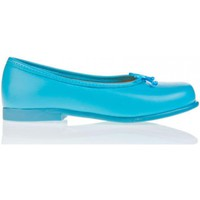 Chaussures Fille Ballerines / babies Garatti AN0069 Turquesa