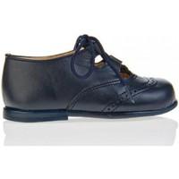 Chaussures Enfant Richelieu Garatti PR0046 Azul