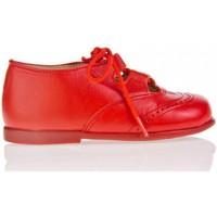 Chaussures Enfant Richelieu Garatti PR0046 Rojo