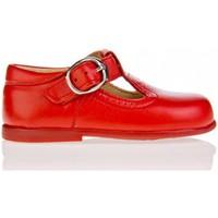 Chaussures Garçon Ballerines / babies Garatti PR0047 Rojo