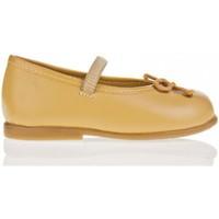 Chaussures Fille Ballerines / babies Garatti PR0048 Beige