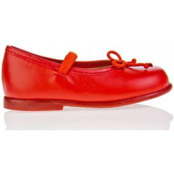 Chaussures Fille Ballerines / babies Garatti PR0048 Rojo