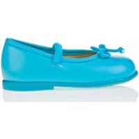 Chaussures Fille Ballerines / babies Garatti PR0048 Turquesa