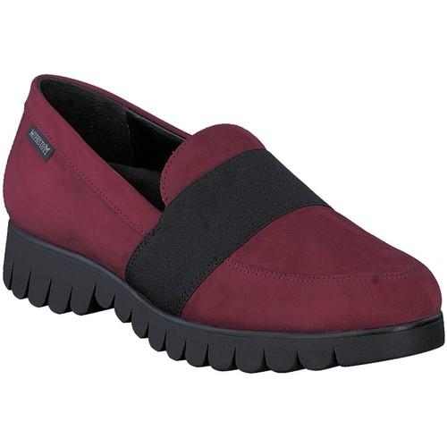 Chaussures Femme Mocassins Mephisto Chaussures LORIANE noires Rouge