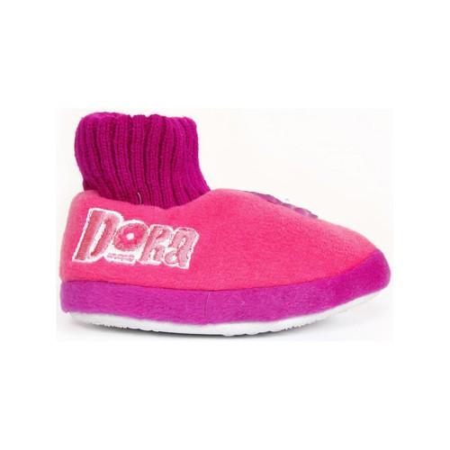 Chaussures Fille Chaussons Dora La Exploradora 380120 Rosa