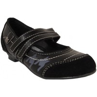 Chaussures Fille Ballerines / babies New Teen 184130-B4600 Negro