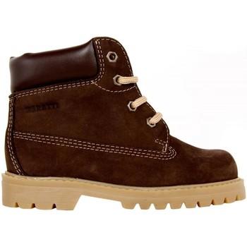 Chaussures Enfant Boots Garatti AN0075 Marrón