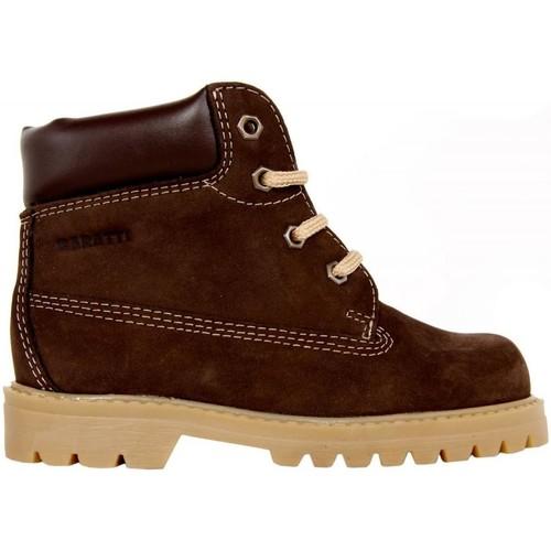 Chaussures Enfant Boots Garatti AN0075 Marr?n