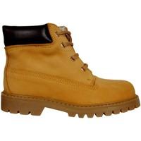 Chaussures Enfant Boots Garatti AN0075 Amarillo