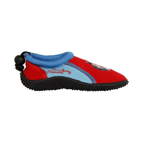 Chaussures Fille Slip ons Disney 2301-771 Rojo