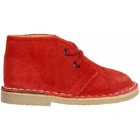 Chaussures Enfant Boots Garatti PR0054 Rojo