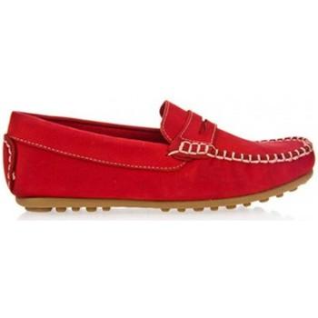 Chaussures Garçon Mocassins Garatti AN0074 Rojo