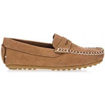 Chaussures Garçon Mocassins Garatti AN0074 Beige