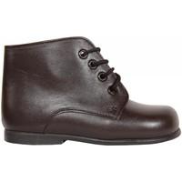 Chaussures Enfant Boots Garatti PR0052 Marr?n
