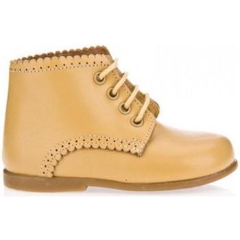 Chaussures Fille Boots Garatti PR0053 Beige