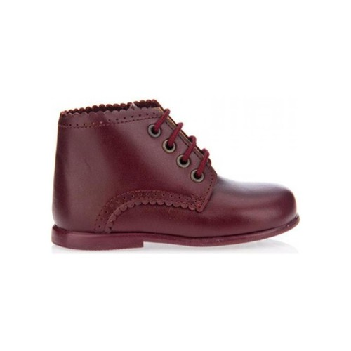 Chaussures Fille Boots Garatti PR0053 Rojo