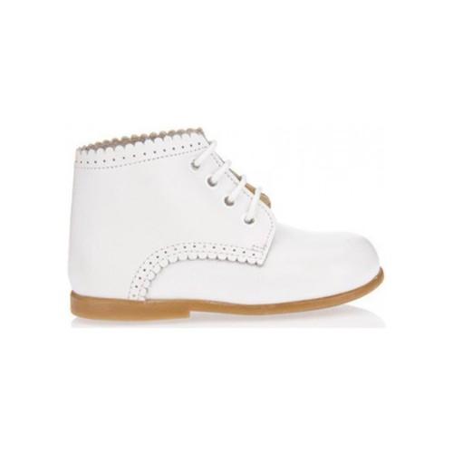 Chaussures Fille Boots Garatti PR0053 Blanco