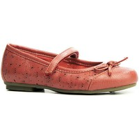 Chaussures Fille Ballerines / babies Flower Girl 144750-B4600 Rojo