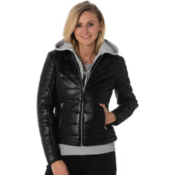 Vêtements Femme Doudounes Deercraft RUBY 2 LNB W BLACK Noir