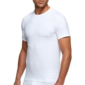 Vêtements Homme T-shirts manches courtes Impetus T-shirt blanc tricot de peau homme régulateur de température Blanc
