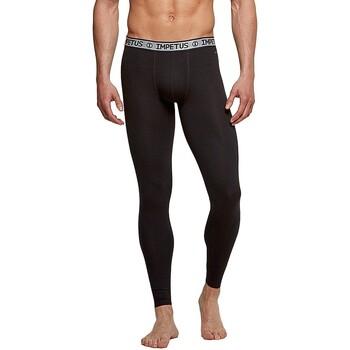 Vêtements Homme Leggings Impetus Caleçon long noir pour homme régulateur température Noir