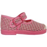 Chaussures Fille Ballerines / babies Cotton Club CC0003 Rosa