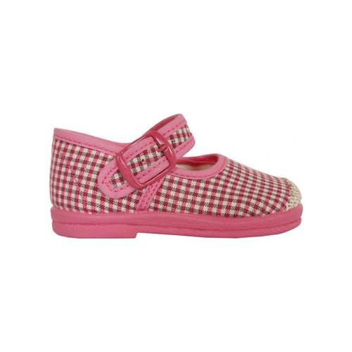 Chaussures Fille Ballerines / babies Cotton Club CC0003 Rosa