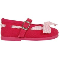 Chaussures Fille Ballerines / babies Cotton Club CC0005 Rojo