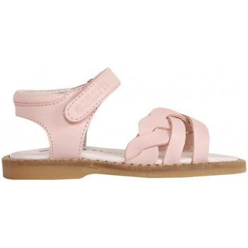 Chaussures Fille Sandales et Nu-pieds Garatti PR0057 Rosa