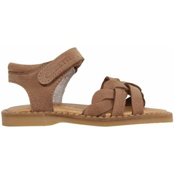 Chaussures Fille Sandales et Nu-pieds Garatti PR0057 Beige