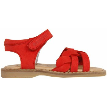 Chaussures Fille Sandales et Nu-pieds Garatti PR0057 Rojo