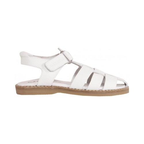Chaussures Garçon Sandales et Nu-pieds Garatti AN0076 Blanco